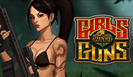Girls with Guns- Jungle Heat - играть в казино Вулкан