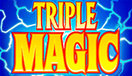 Автоматы Triple Magic на деньги