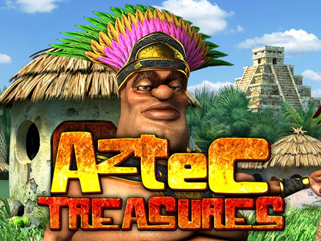 Игра в азартный онлайн автомат Aztec Treasures 3D